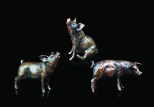 Three Little Lambs by Michael Simpson