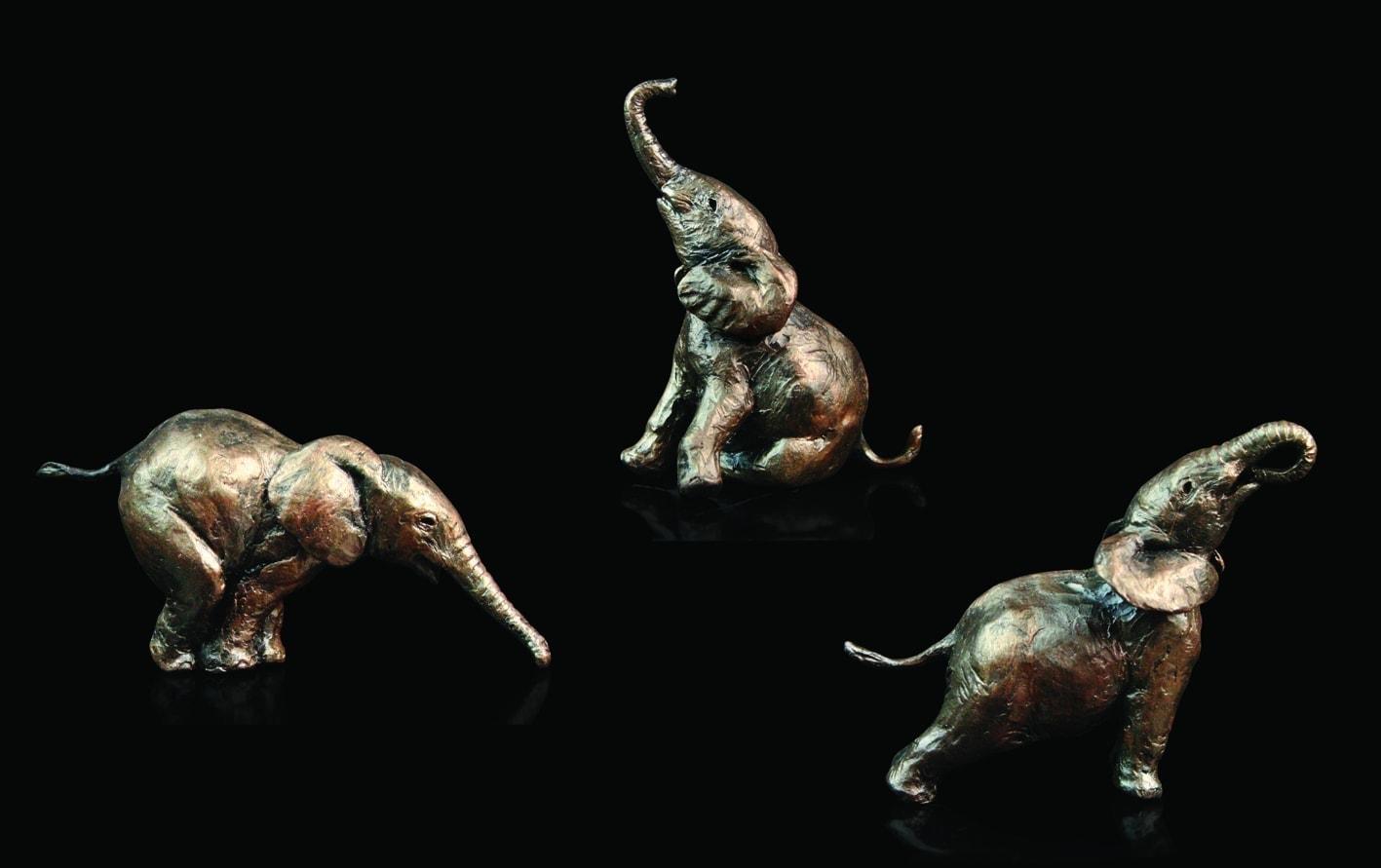 Three Little Elephants by Michael Simpson