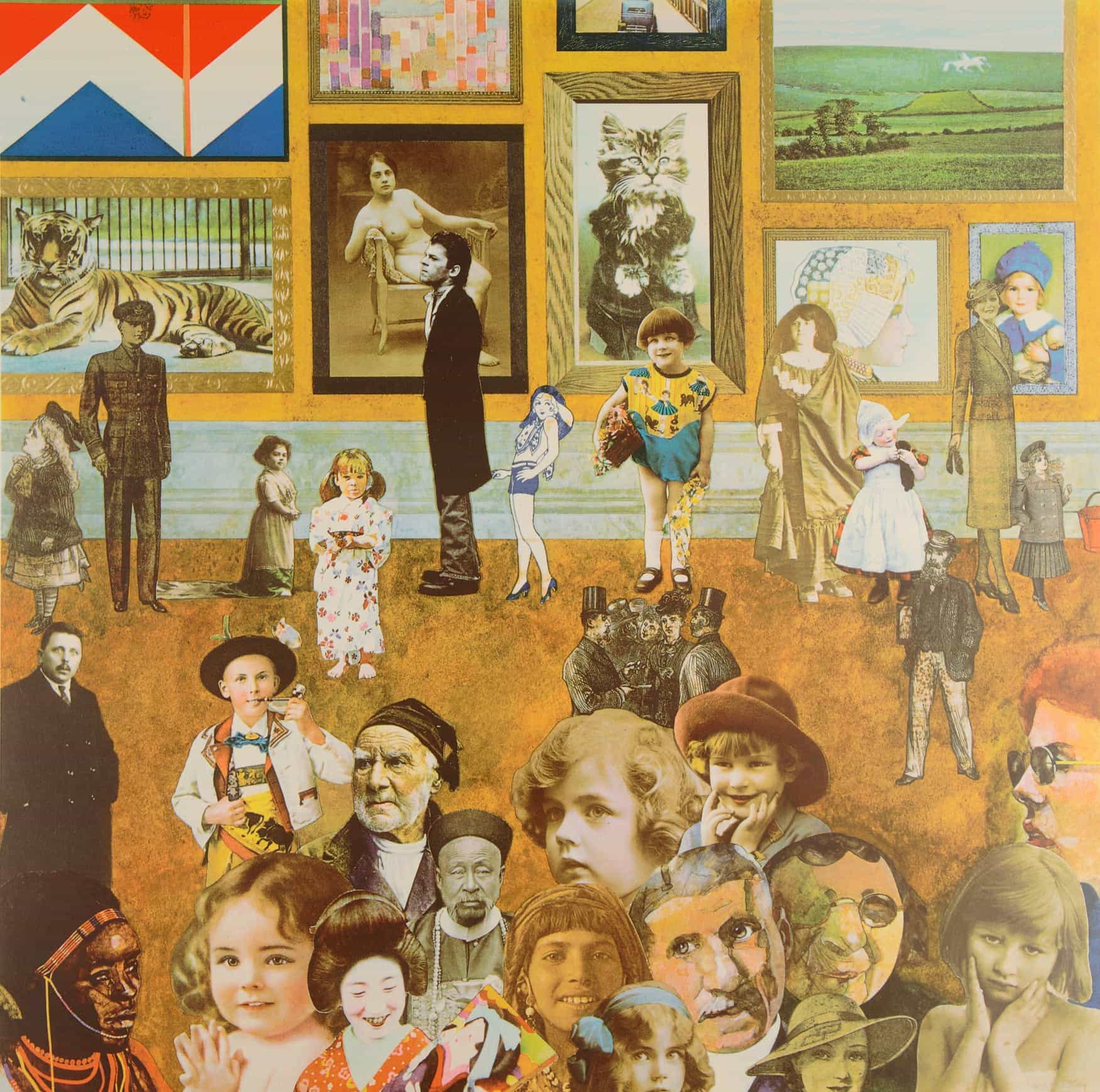 peter blake on the balcony essay