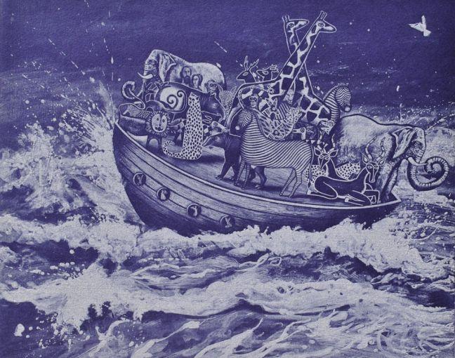 Trevor Price - Noahs Ark