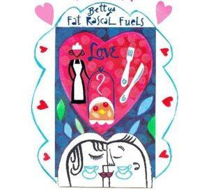 Bettys Fat Rascal by Linda Combi