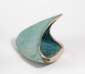 Bronze-Sculpture-Skirrid-Wave-Philip-Hearsey