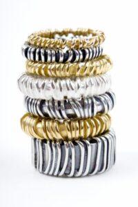 Helix Rings