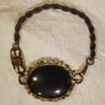 Upcycled bracelet