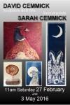 David and Sarah Cemmick exhibition
