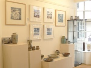 Selection of Emma Whitelock and Gerry Grant's work