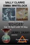 openng Sat 16 April at 11am Sally Clarke  Emma Whitelock Gerry Grant