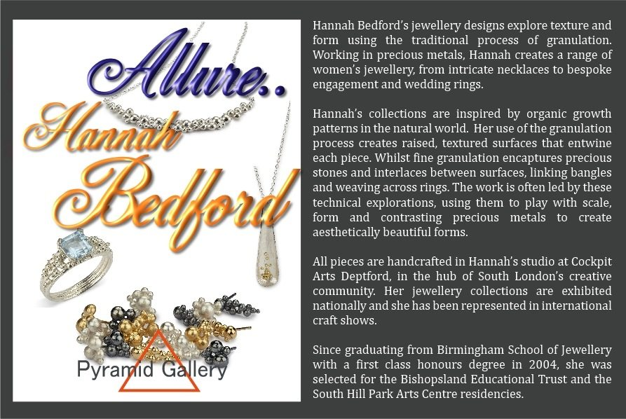 Allure Hannah Bedford