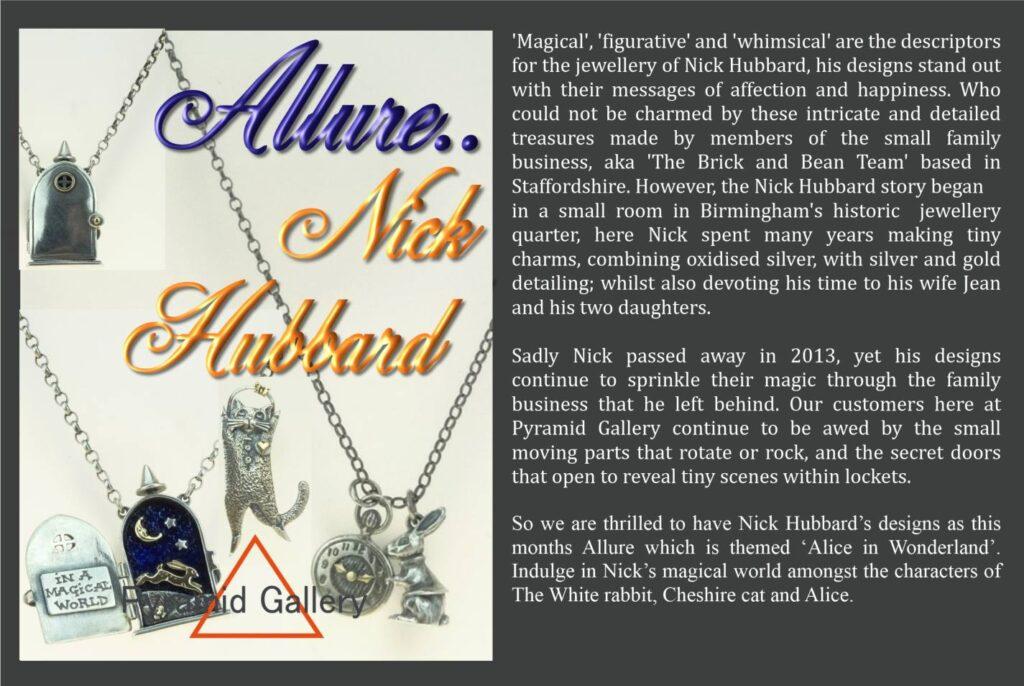 Nick Hubbard Allure