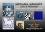 Mychael Barratt Artist & Printmaker