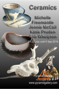 Summer ceramics exhibition 2016