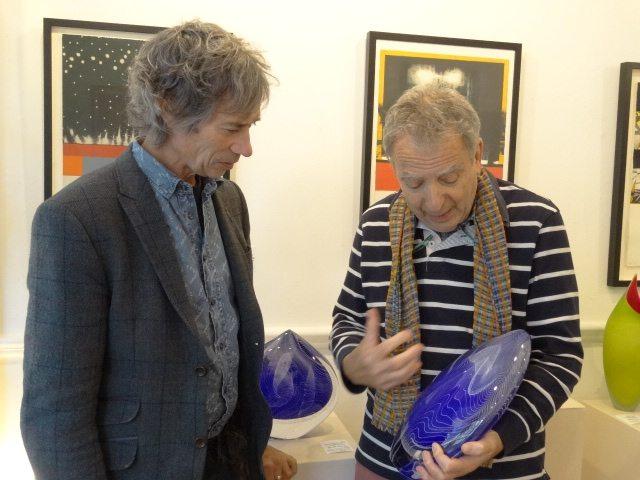 terry-brett-peter-layton-glass-exhibition-pyramid-gallery-2