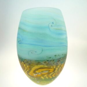 Wheatfield large vase