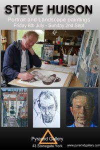 Steve Huison exhibition