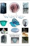 The Contemprary Glass Society have selcted 30 glass artists from around the world for this exhibition at Pyramid Gallery