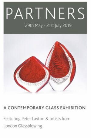 Partners - Contemporary Glass Exhibition 2019