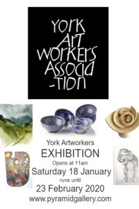 York Artworkers Association - Exhibition of members work