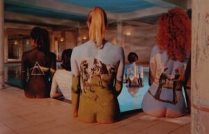 screenprint by Storm Thorgerson