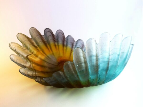 sand cast glass