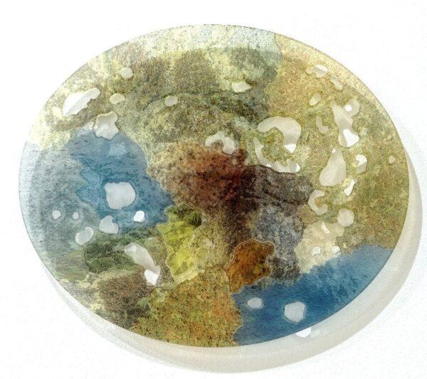 kilncast glass