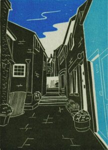 townscape print