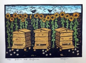 beehives picture