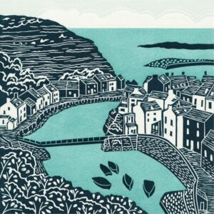 staithes print