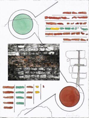 Roman Wall Print