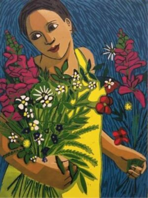 print flowers