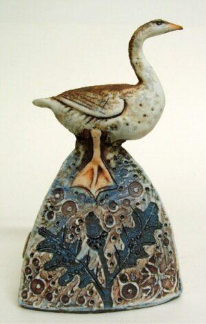 goose sculpture