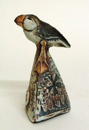 puffin sculpture
