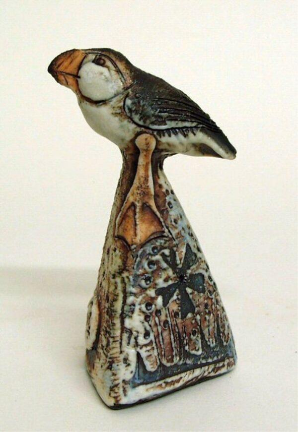 puffin sculpture