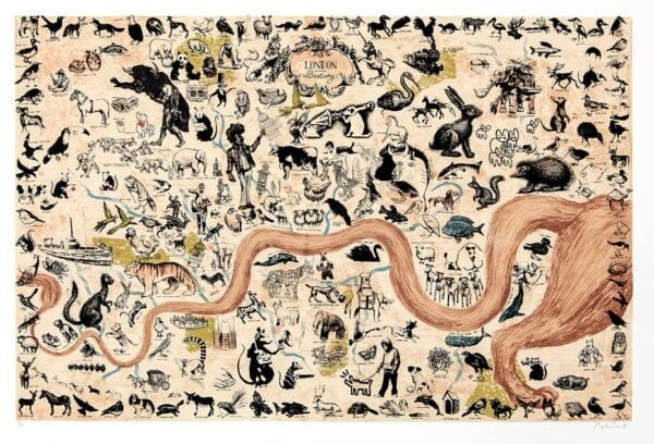 London map beasts