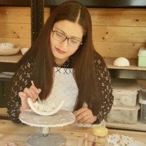 Erum Aamir ceramics